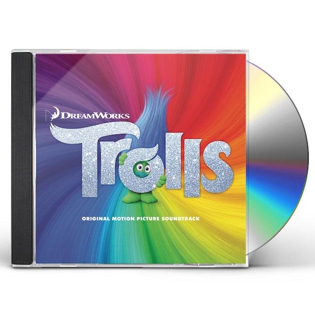 Trolls / O.S.T. TROLLS / Original Soundtrack CD