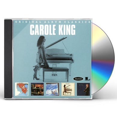 Carole King ORIGINAL ALBUM CLASSICS CD
