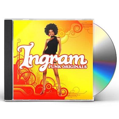 Ingram FUNK ORIGINALS CD