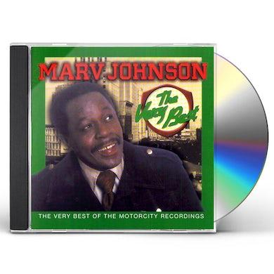 Marv Johnson VERY BEST CD