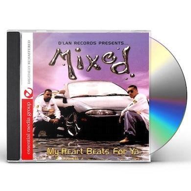 Mixed MY HEART BEATS FOR YA CD