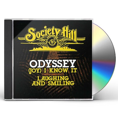 Odyssey (JOY) I KNOW IT / LAUGHING AND SMILING CD