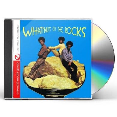 Whatnauts ON THE ROCKS CD