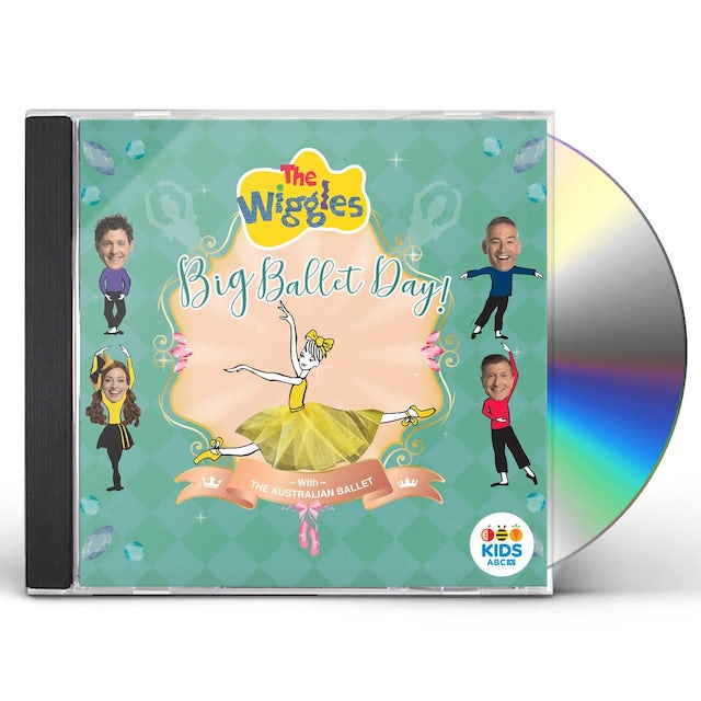 THE WIGGLES' BIG BALLET DAY! CD