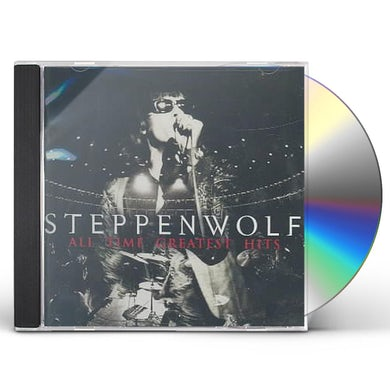 Steppenwolf ALL TIME GREATEST HITS CD