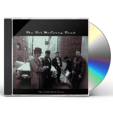 Del Mccoury COLD HARD FACTS CD