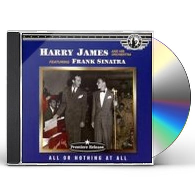 Harry James ALL OR NOTHING AT ALL CD