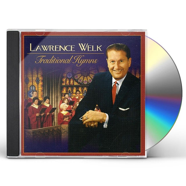Lawrence Welk 14 TRADITIONAL HYMNS CD