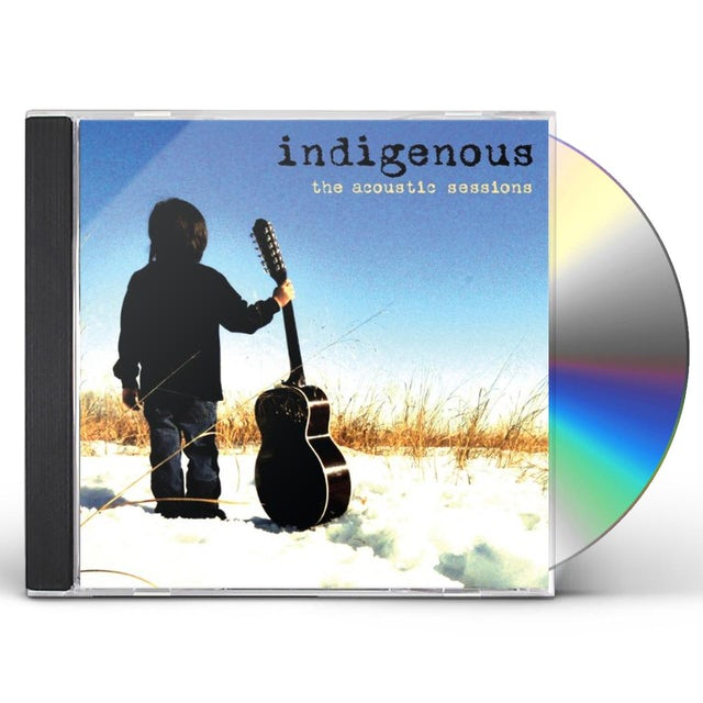 Indigenous ACOUSTIC SESSIONS CD