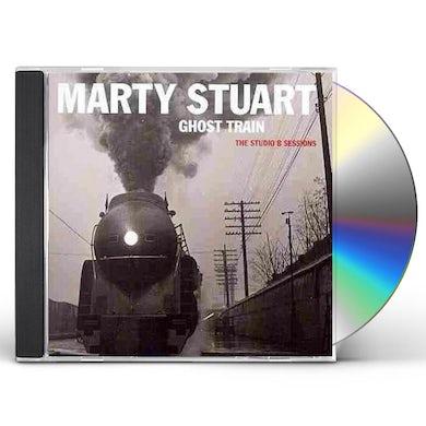 Marty Stuart GHOST TRAIN: THE STUDIO B SESSIONS CD