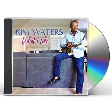 Kim Waters WHAT I LIKE CD