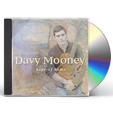 Davy Mooney HOPE OF HOME CD