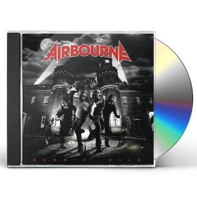 Airbourne RUNNIN WILD CD