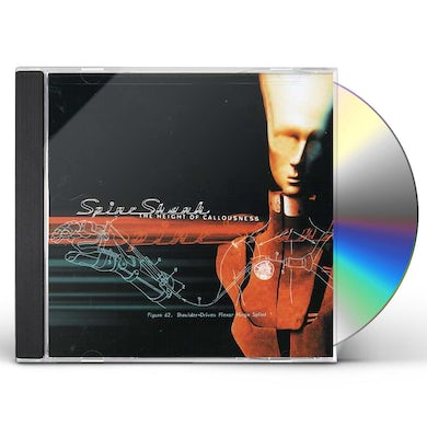 Spineshank HEIGHT OF CALLOUSNESS CD