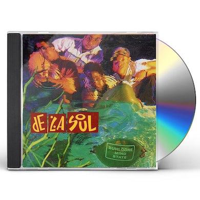 De La Soul BUHLOONE MIND STATE CD