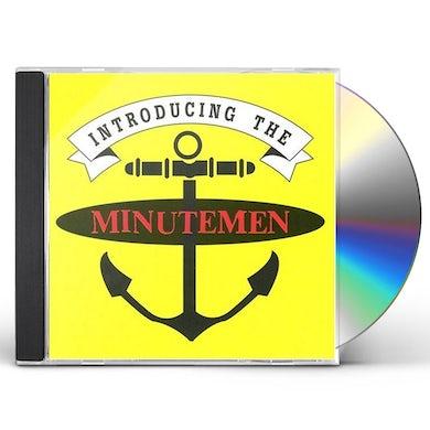 INTRODUCING THE MINUTEMEN CD