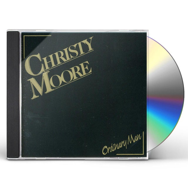 Christy Moore ORDINARY MAN CD