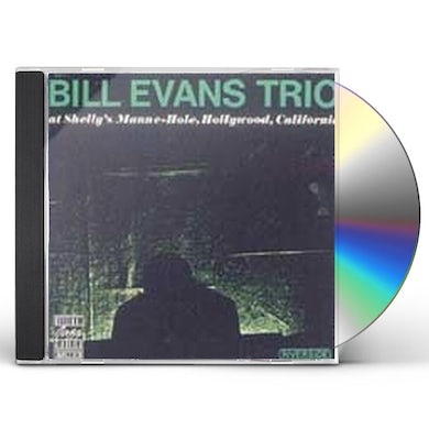 Bill Evans AT SHELLY'S MANNE HOLE CD