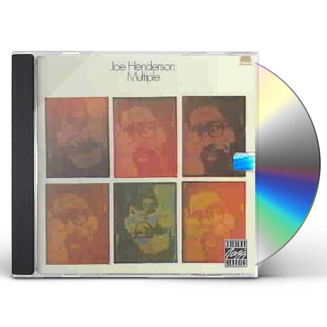 Joe Henderson MULTIPLE CD