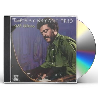 Ray Bryant ALL BLUES CD