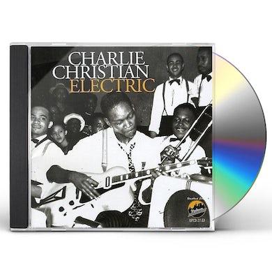 Charlie Christian ELECTRIC CD