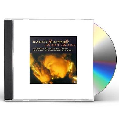 Nancy Harrow LOST LADY CD