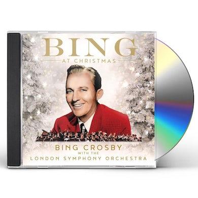 Bing Crosby Bing At Christmas CD