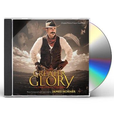 James Horner FOR GREATER GLORY (SCORE) / Original Soundtrack CD