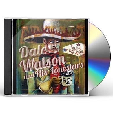 Dale Watson EL RANCHO AZUL CD