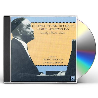 Little Brother Montgomery GOODBYE MR BLUES CD