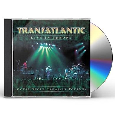Transatlantic LIVE IN EUROPE CD