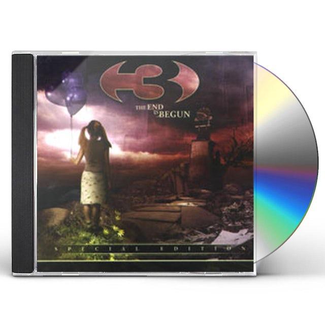 3 END IS BEGUN CD