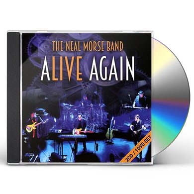 Neal Morse ALIVE AGAIN CD
