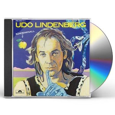 Udo Lindenberg SUENDENKNALL CD