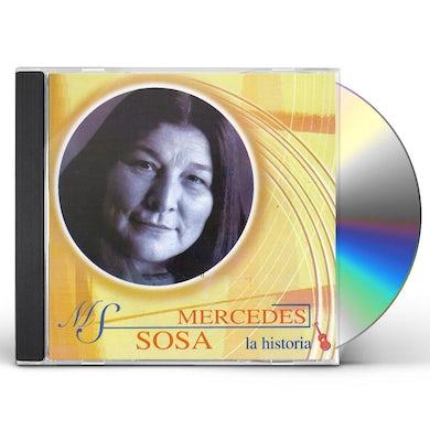 Mercedes Sosa HISTORIA CD