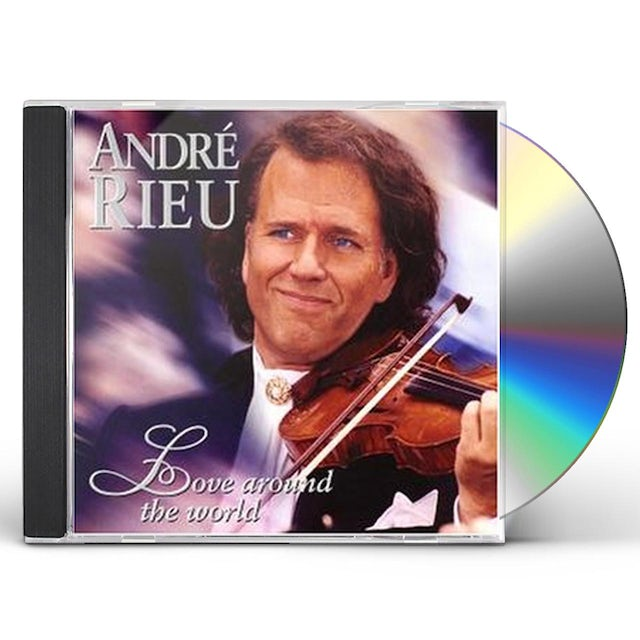 Andre Rieu LOVE AROUND THE WORLD CD