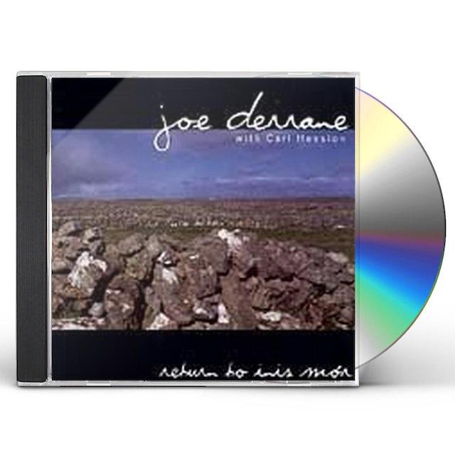 Joe Derrane RETURN TO INIS MOR CD