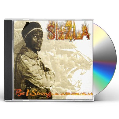 Sizzla BE I STRONG CD