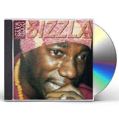 Sizzla GOOD WAYS CD