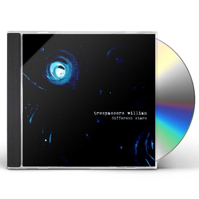Trespassers William DIFFERENT STARS CD