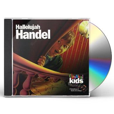HALLELUJAH HANDEL: CLASSICAL KIDS CD