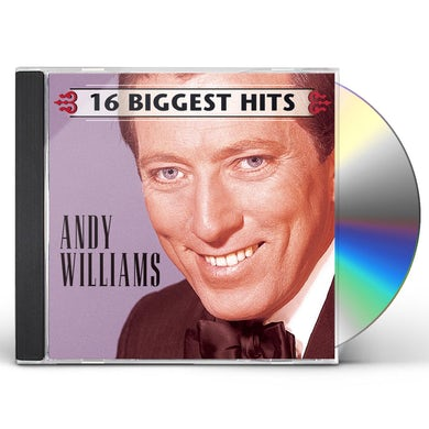Andy Williams 16 BIGGEST HITS CD