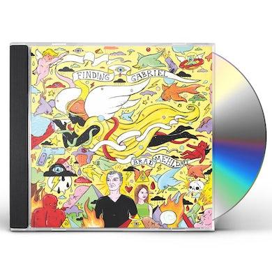 Brad Mehldau FINDING GABRIEL CD