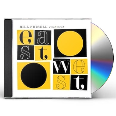 Bill Frisell EAST-WEST CD