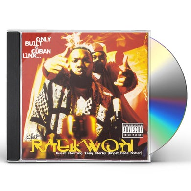 Raekwon ONLY BUILT 4 CUBAN LINX CD