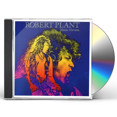 Robert Plant MANIC NIRVANA CD