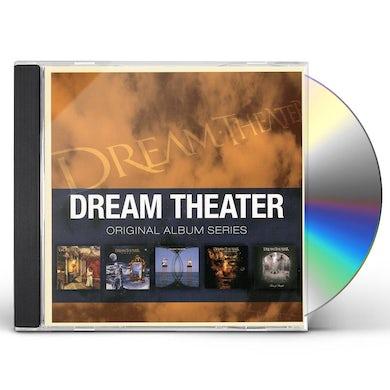 Dream Theater ORIGINAL ALBUM SERIES CD