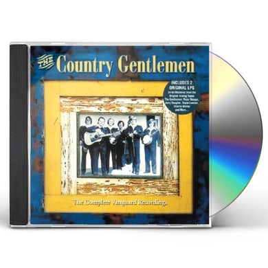 Country Gentlemen REMEMBRANCES & FORECASTS CD