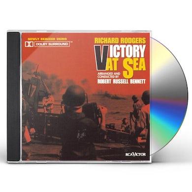 Richard Rodgers VICTORY AT SEA CD
