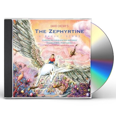 David Chesky ZEPHYRTINE: A BALLET STORY CD